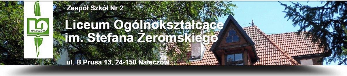 Liceum Ogólnokształcące im. Stefana Żeromskiego